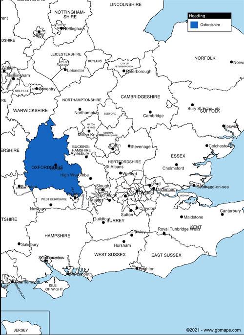 Oxfordshire Elderly Franchise